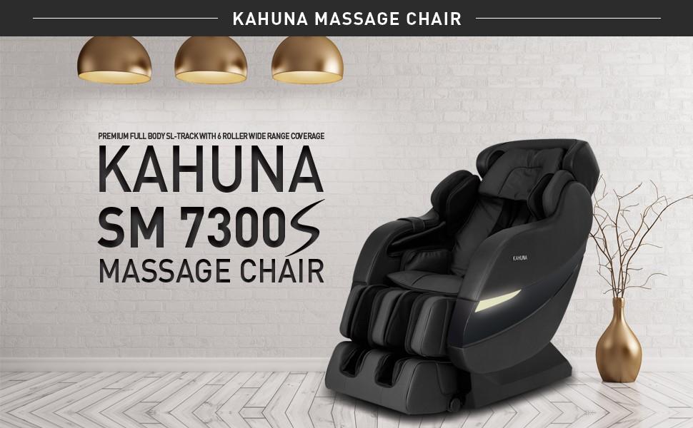 kahuna massage chair SM-7300S